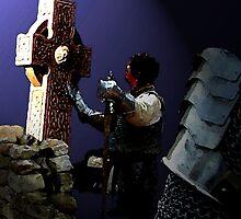 The Warrior's Lament by patjila