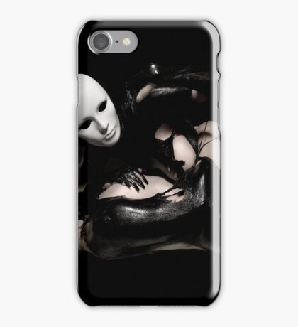"""The first apperance of """"the hermit""""  iPhone Case/Skin"""