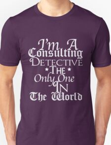 A Study In Quotes T-Shirt