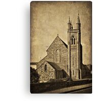 Church of Mary Immaculate Canvas Print