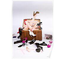Shoe Addiction Poster