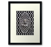 Spot on.....hat Framed Print