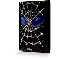 Spider Man PC case bling! Greeting Card