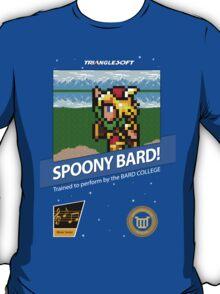 Spoony Bard! - Final Fantasy T-Shirt