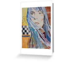 Joni Greeting Card
