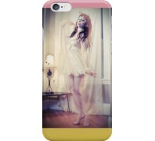 dancing all night iPhone Case/Skin