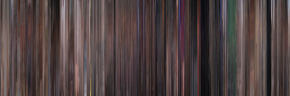 Moviebarcode: Ocean's Eleven (1960) by moviebarcode