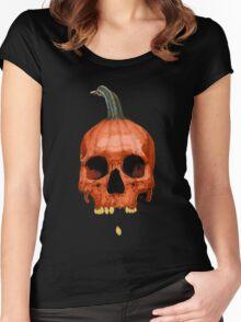 Danse Macabre  Women's Fitted Scoop T-Shirt