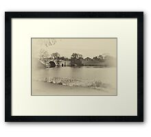 Blenheim Palace Framed Print