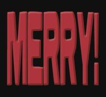 Merry! by stuwdamdorp