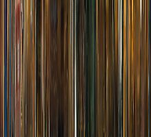 Moviebarcode: Ocean's Eleven (2001) by moviebarcode