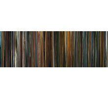 Moviebarcode: Ocean's Eleven (2001) Photographic Print