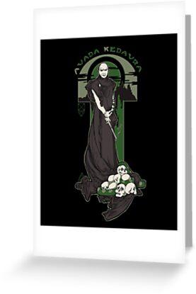 Voldemort Nouveau (Revised) by Karen  Hallion