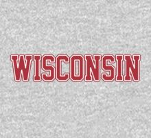 Wisconsin Jersey Red by USAswagg2