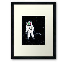Space Visual Odyssey Framed Print