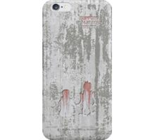 """DISTRICT 9 """"Support Non-human rights"""" 3 iPhone Case/Skin"""