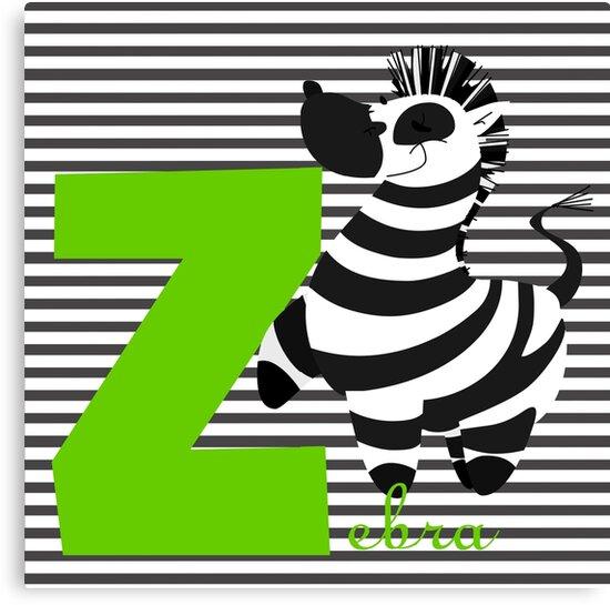 z for zebra by alapapaju