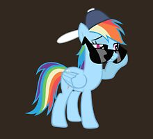 Rainbow Dash Style no text Unisex T-Shirt
