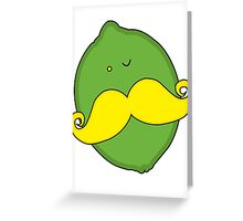 Mr Swagger Greeting Card