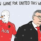 Snow Game for United by flaminghdstore