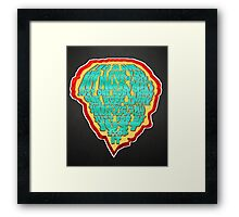 One more Miracle [Sherlock Holmes] Framed Print