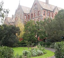 The Abbotsford Convent, Collingwood, Vic.  Classified by National Trust Australia by Margaret Morgan (Watkins)