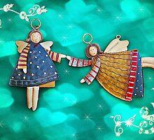 Angels by Marisa Gabín
