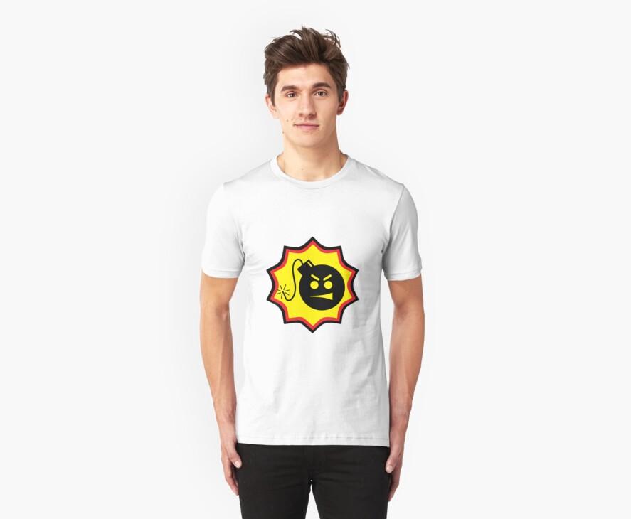 Serious Sam shirt by astr0nomer