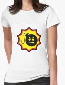 Serious Sam shirt Womens Fitted T-Shirt