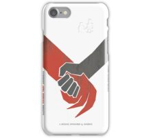 "DISTRICT 9 ""Support Non-human rights"" 5 iPhone Case/Skin"