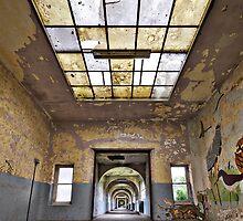 Labyrinth School  by Jean-Claude Dahn
