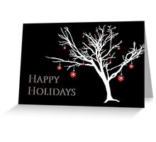 Have a Gothic Christmas Greeting Card