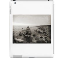 That one day it rained iPad Case/Skin