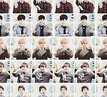 BTS/Bangtan Sonyeondan - Checkered Photos by skiesofaurora