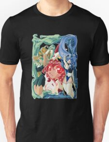 Magic Knight Rayearth Version 2 T-Shirt