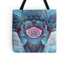 Harmony in Blue Tote Bag