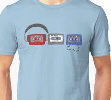 No Evil Cassettes Unisex T-Shirt