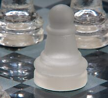 Chess Pawn by Colin Bentham
