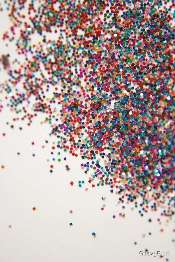 Fun II (NOT REAL GLITTER - photo) by GalaxyEyes