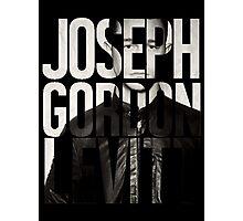 Joseph Gordon Levitt Photographic Print