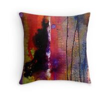 Rising to the Challenge Throw Pillow