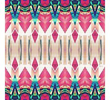 Pointed Mirror Abstract Photographic Print