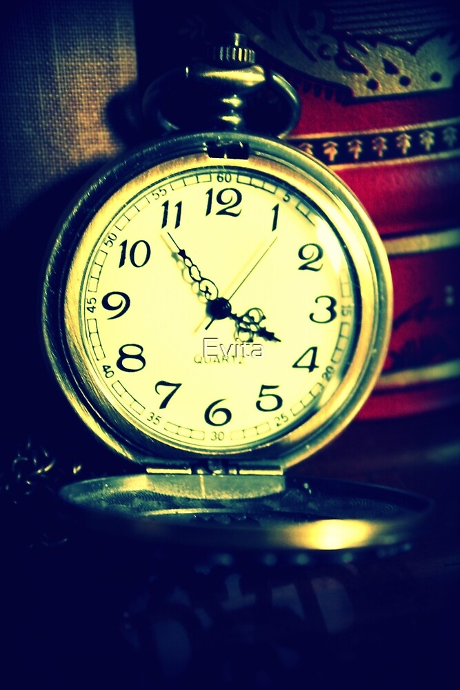 The Clock Keeps Ticking by Evita