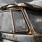 'Patina' VW Bus by Paul Peeters