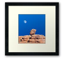Moonstruck Framed Print
