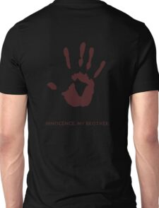 Dark Brotherhood: Innocence, my brother Unisex T-Shirt