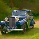 1935 Sunbeam - Topaz by Aggpup