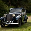 1935 Sunbeam - As Shot by Aggpup