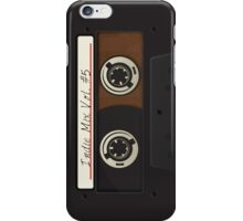 Cassette Tape Mix Classic iPhone Case/Skin