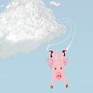 Clouds Made by Flying Pigs by AlatarTheBlue